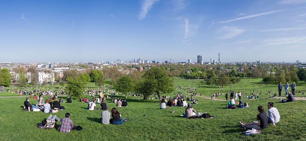 Primrose Hill, quartier des stars à Londres