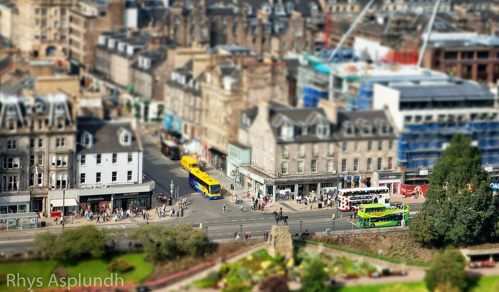 Bus et tramway à Édimbourg : Carte, tarifs et conseils