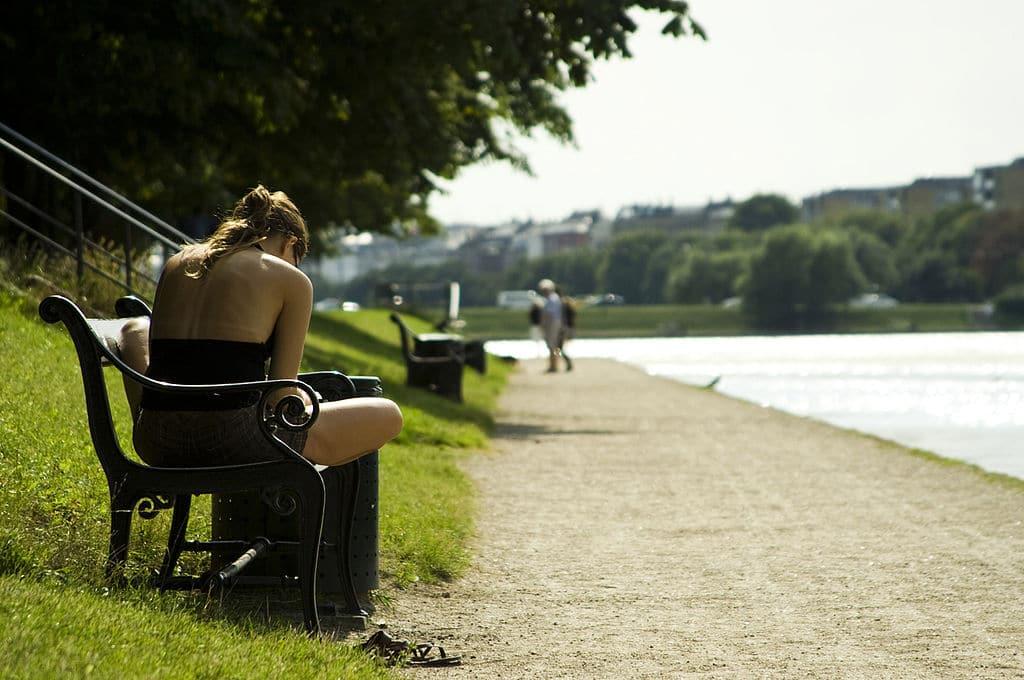 Se détendre au bord des lacs à Copenhague