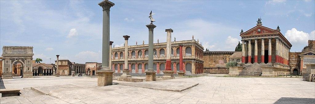 Cinecittà à Rome, visite et histoire du studio de cinéma
