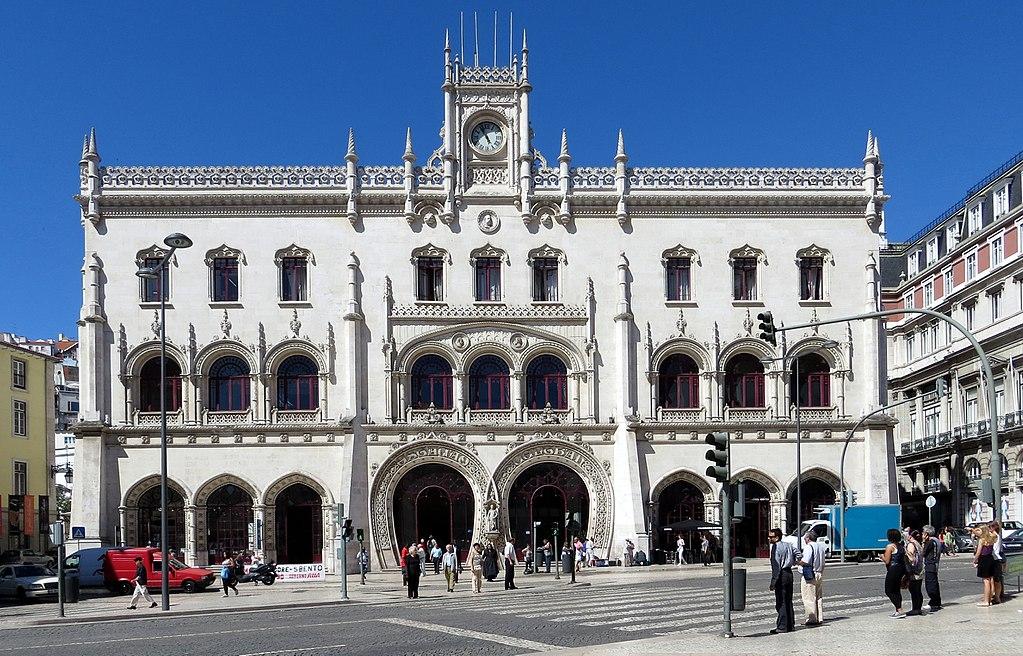 Venir à Lisbonne en train depuis Paris, Lyon, Marseille