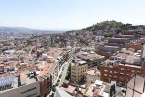 Horta, quartier aux pieds des collines de Barcelone