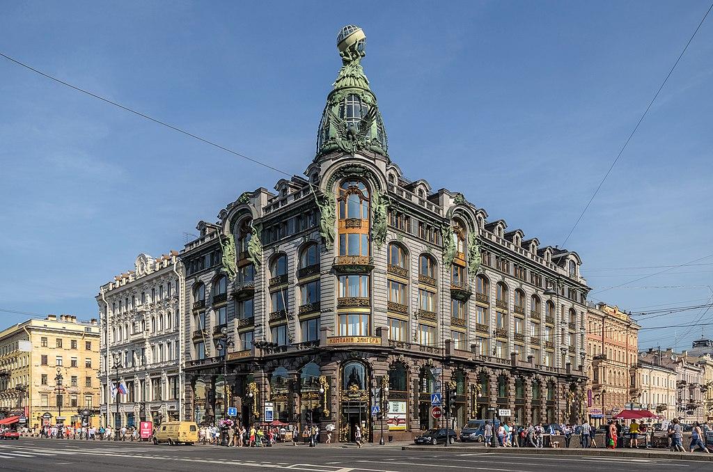 Perspective Nevsky à Saint Petersbourg : 7 lieux incontournables