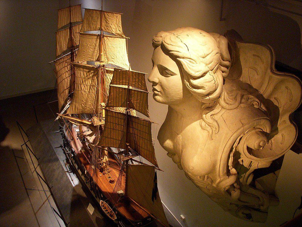 Musée maritime de Stockholm :Sjöhistoriska museet - Photo d'Holger Ellgaard