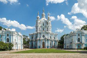 Cathédrale Smolny à Saint Petersbourg : Concerts et architecture baroque