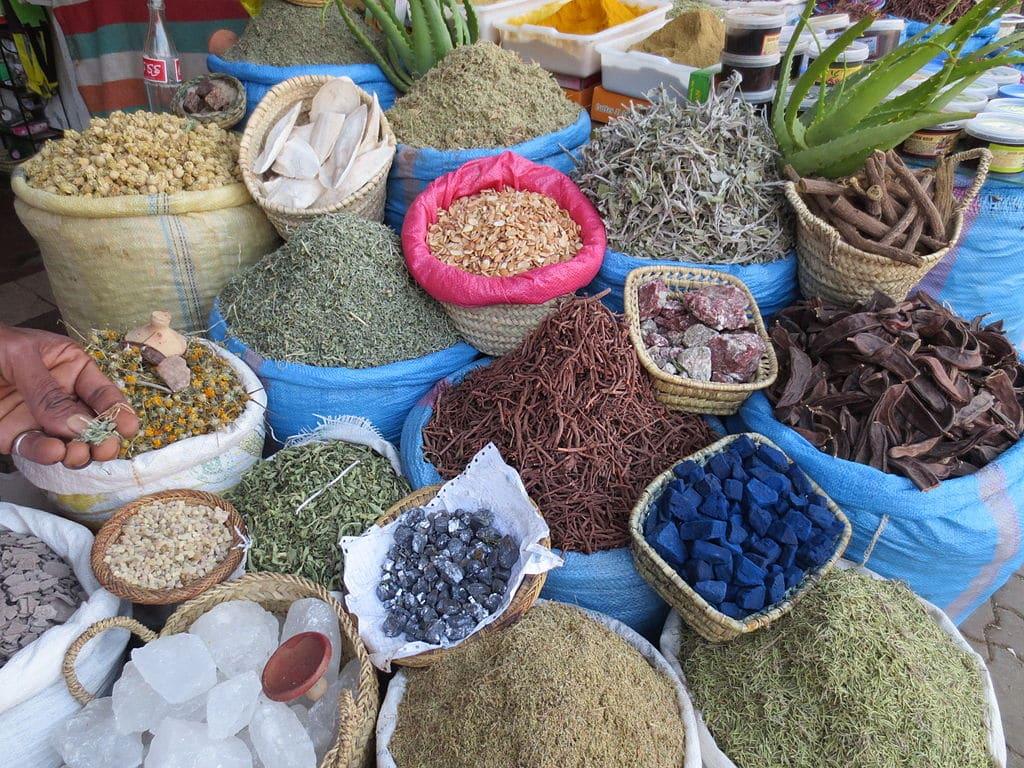 Herboristerie dans le Mellah de Marrakech : Une bonne adresse secrète