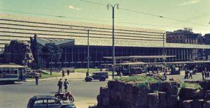 Gare Rome Termini et comment venir en train à Rome