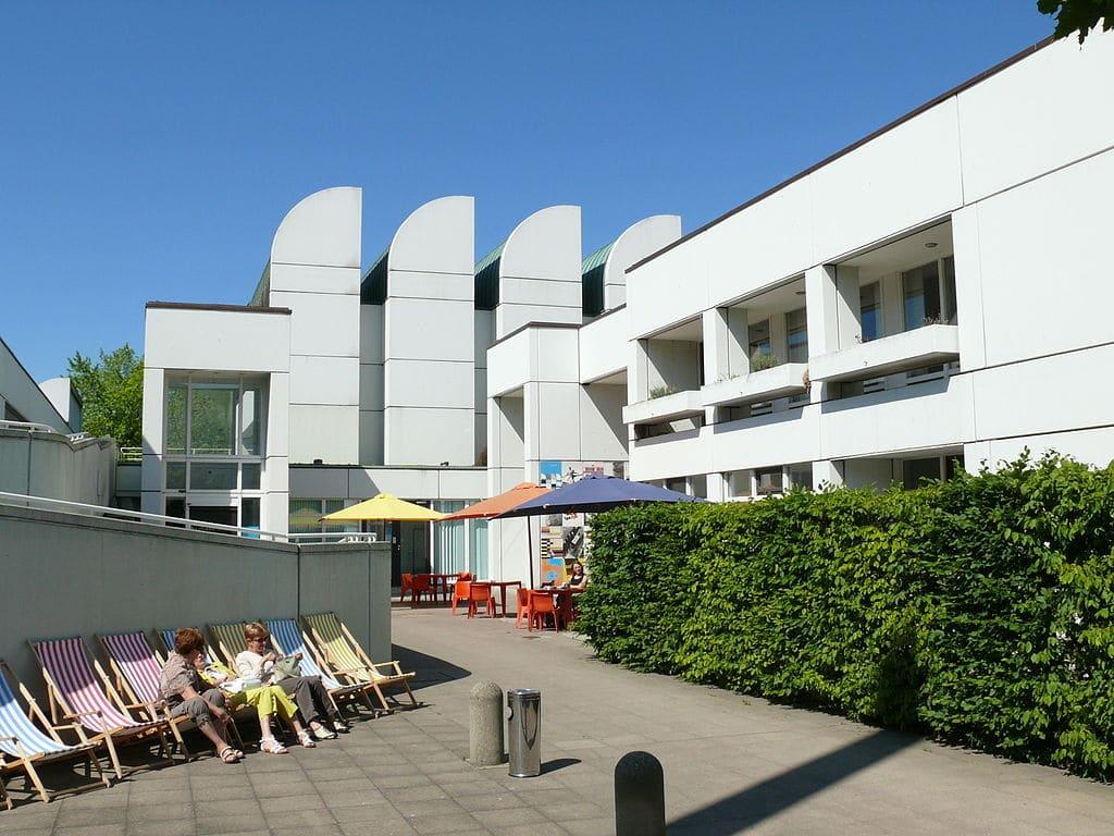 Bauhaus archiv, musée du design à Berlin [Tiergarten]
