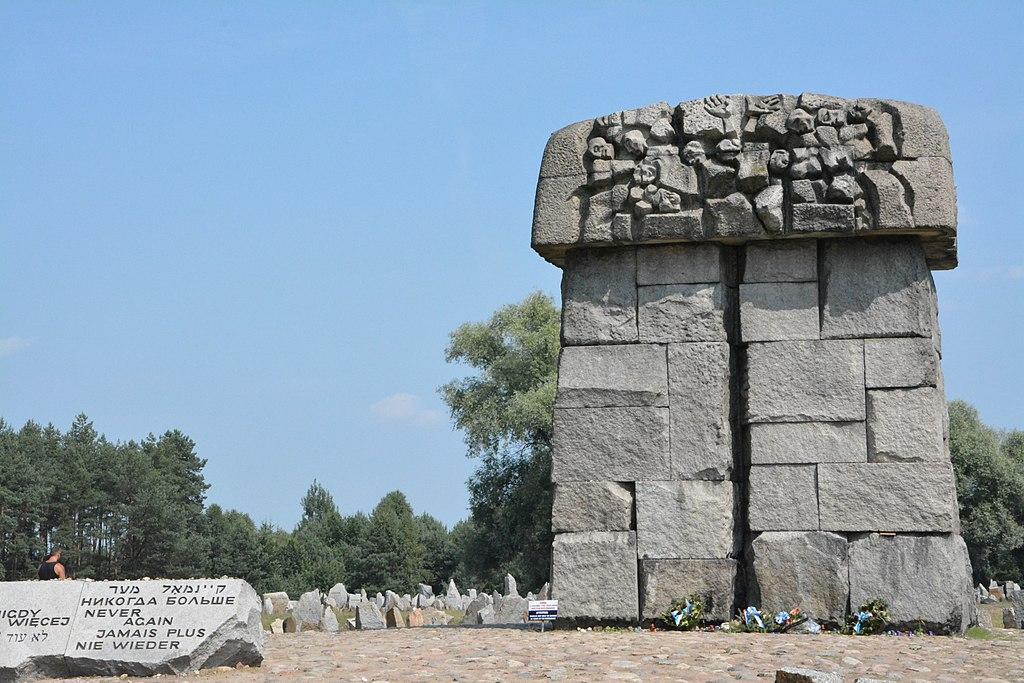 Mémorial à Treblinka - Photo de Tajchman Maria