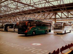 Venir à Londres en bus depuis Paris, Lille…