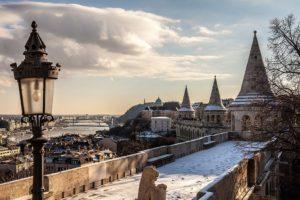 Partir en avion à Budapest de Nice, Marseille, Montpellier
