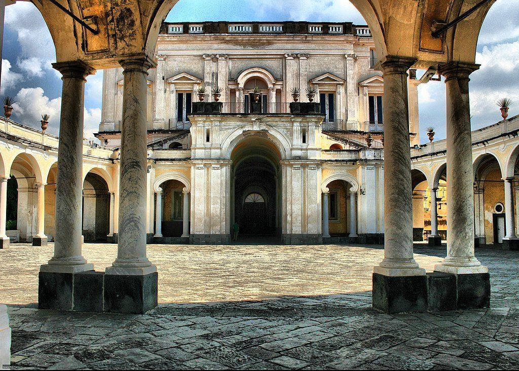 Villavésuvienne : Villa Campolieto près de Naples - Photo d'Angelo