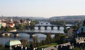 Croisière à Prague sur la romantique et imprononçable Vltava