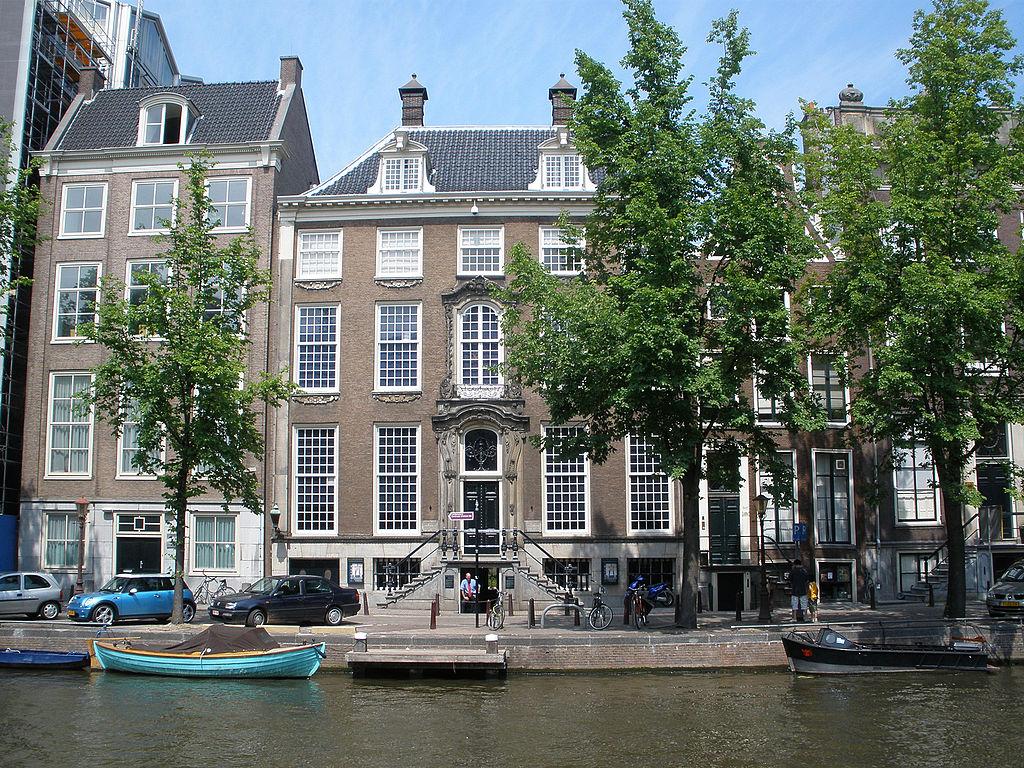 Musée Willet Holthuysen à Amsterdam : Vie bourgoise au 19e siècle [Quartiers des canaux]