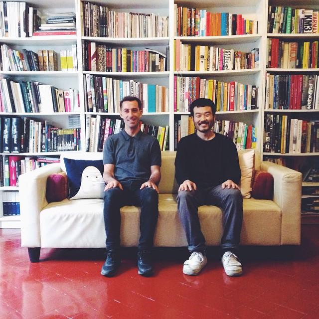 Muut librairie d'art et exposition à Barcelone [El Born]