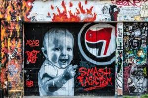 Henxs / Montana shop, bombes de peintures à Amsterdam [Waterlooplein]