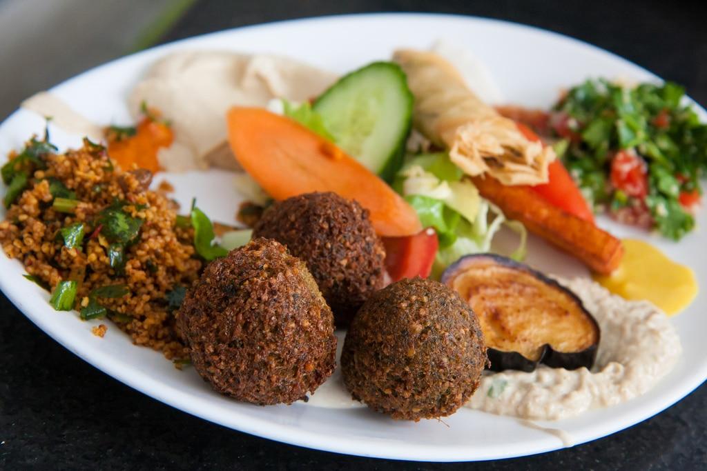 Dada Falafel, meilleur falafel de Berlin [Mitte]
