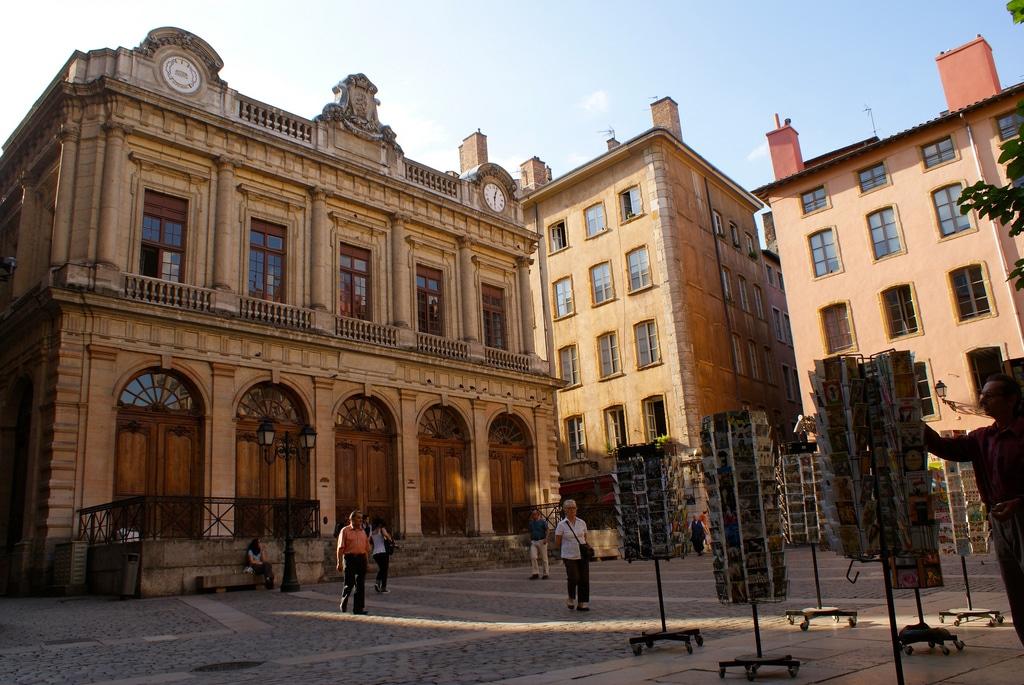 Quartiers de Saint Jean et Fourvière (Vieux Lyon) à Lyon