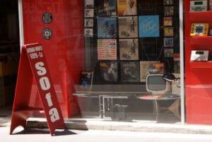 Sofa, disquaire vinyl de musique noire et afro américaine à Lyon [Terreaux]