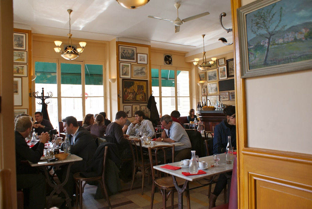 Café Bellecour, café traditionnel à Lyon [Presqu'île]