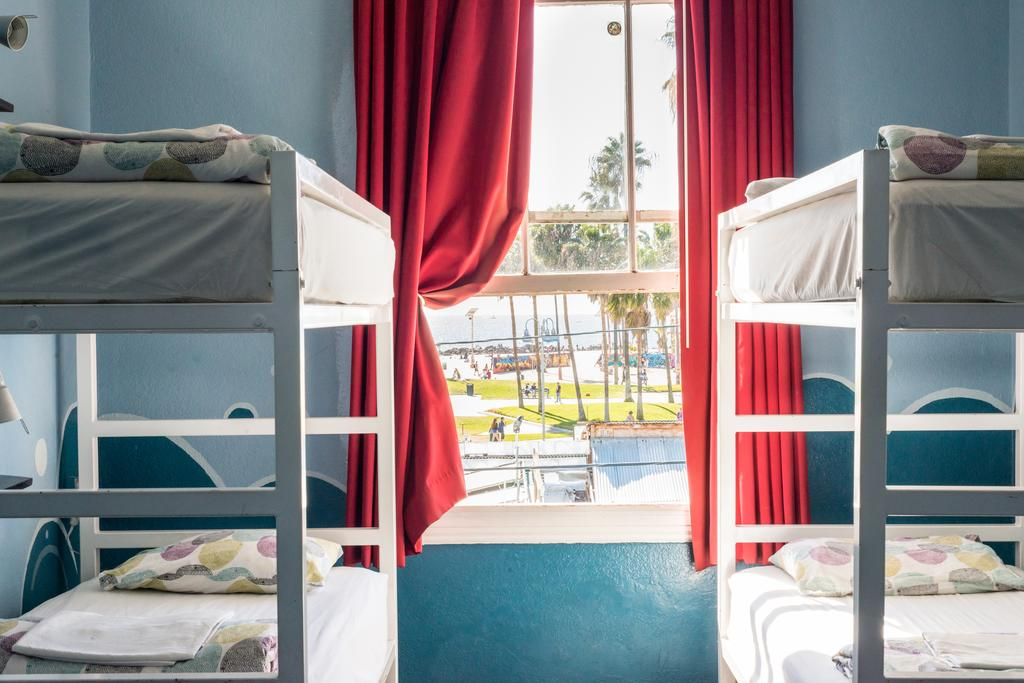 Auberge de jeunesse à Los Angeles : 4 suggestions d'hostels