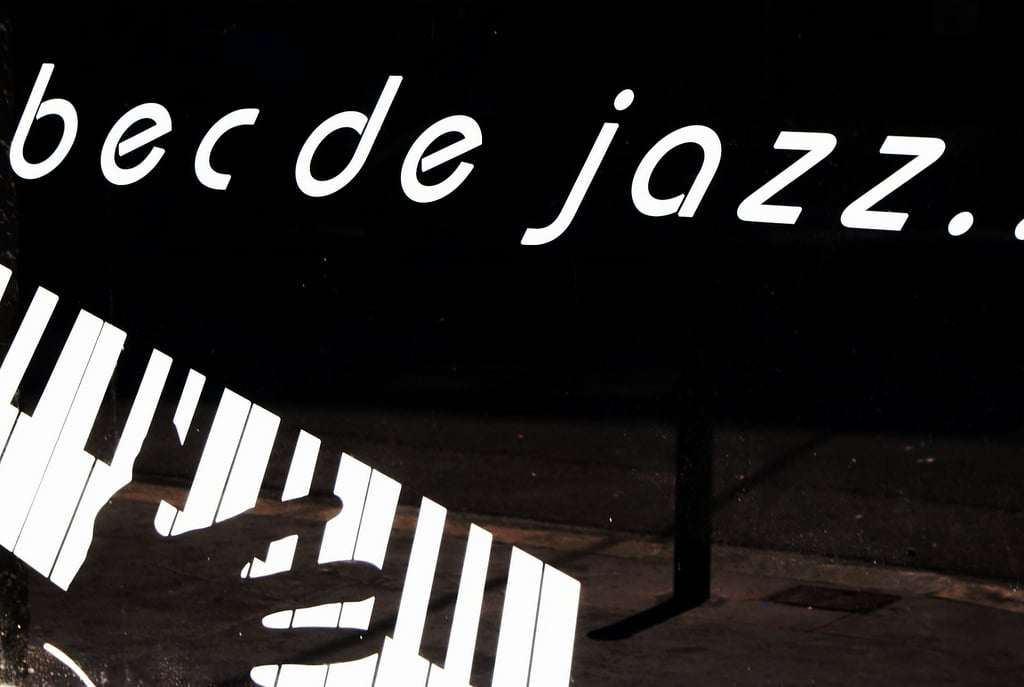 Bec de jazz, night club de jazz à Lyon [Terreaux]