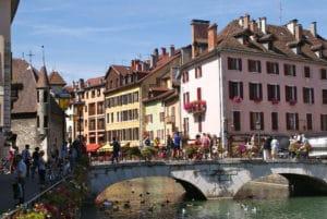 Annecy, Venise aux pieds des Alpes à 2h de Lyon