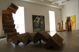 Musée d'art contemporain Kampa à Prague [Mala Strana]