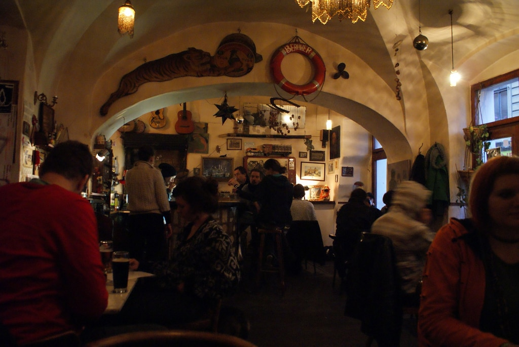 Duende, bar cool et deco ethnique à Prague [Stare Mesto]