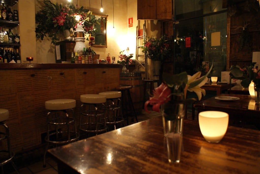 El Bitxo, bar à tapas la classe à Barcelone [Ribera]