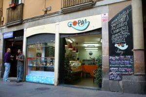 Fermé…. Gopal, restaurant végétalien à Barcelone [Gotico]