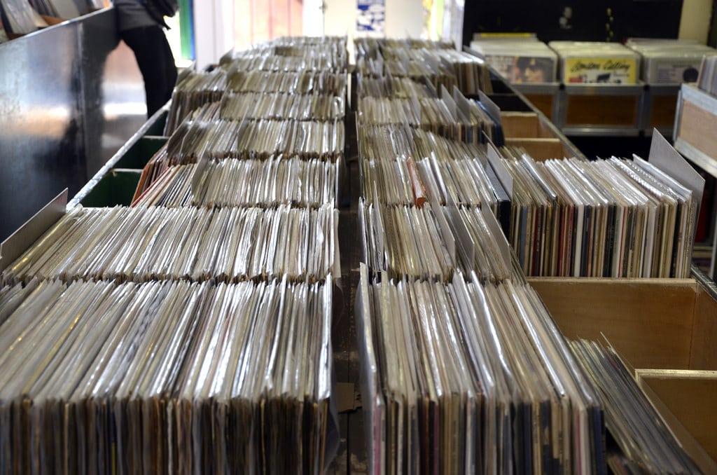 Akt records, disquaire vinyl à Budapest