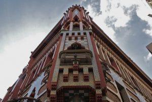 Casa Vicens à Barcelone, 1ere réalisation de Gaudi et musée [Gracia]