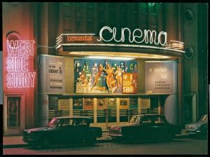 Cinémas «art et essai» et festivals de films à Lyon