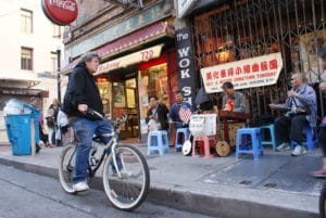 Chinatown, quartier chinois de San Francisco