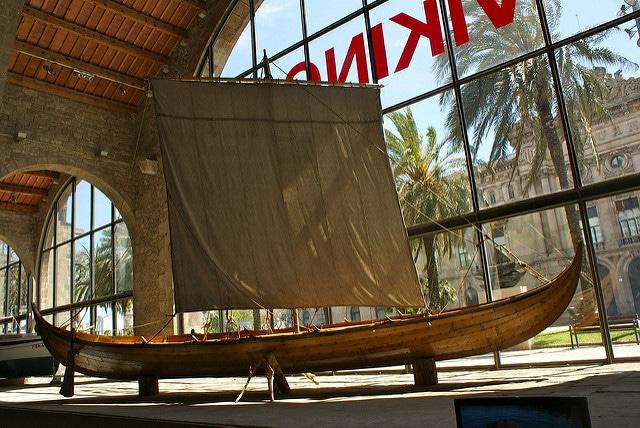 Musée maritime de Barcelone : Pour les amoureux des bateaux et de la mer [Raval]