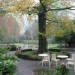 Meho café, belle terrasse et jardin à Cracovie [Piasek]