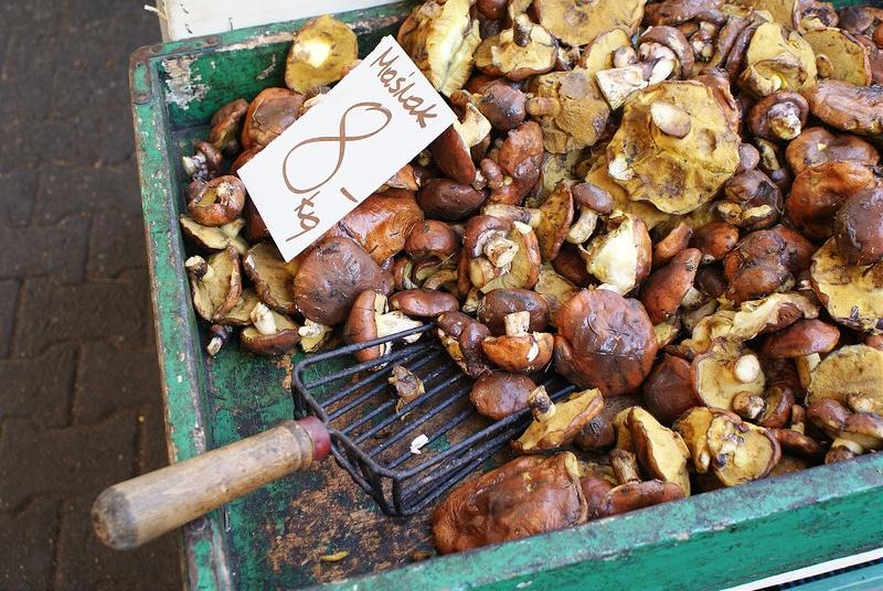 Stary kleparz, marché alimentaire de Cracovie [Kleparz]