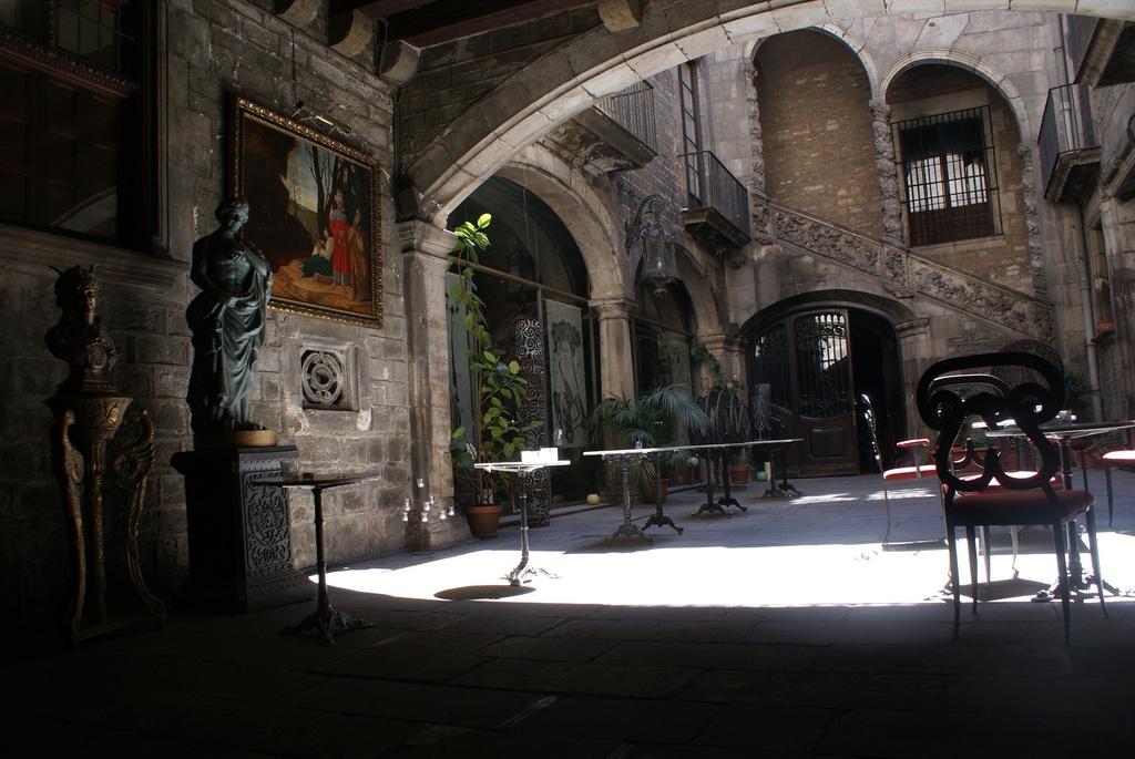 Ribera, quartier populaire de la vieille ville de Barcelone