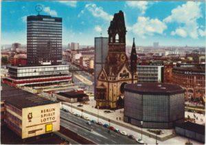 L'église du Souvenir à Berlin : Ruine et expérience architecturale [Tiergarten]