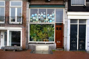 Photos de portes et fenêtres à Amsterdam
