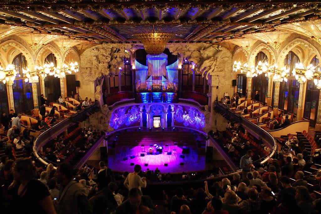 Palau de la Musica Catalana à Barcelone : Incontournable ! [Ribera]