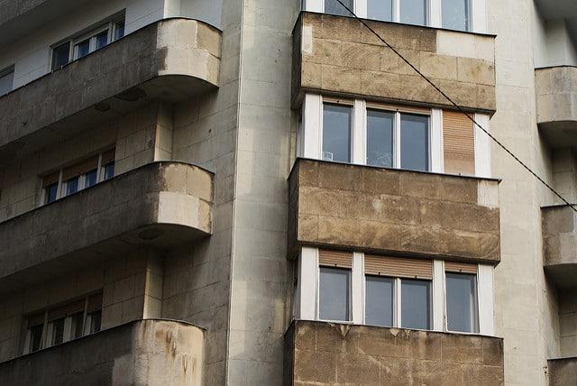Photos de fenêtres, portes et façades (architecture) à Budapest