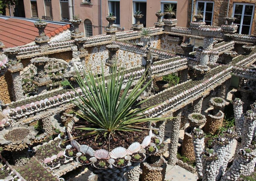 Jardin Rosa Mir à Lyon : L'incroyable génie des gens communs [Croix Rousse]