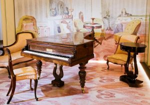 Musée de Chopin à Varsovie : Romantisme et High tech [Srodmiescie Nord]