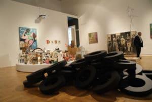 Musée d'art contemporain Zachęta à Varsovie [Śród. Nord]