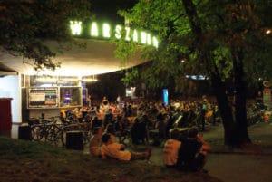 Bar de la gare de Powisle à Varsovie [Powisle]