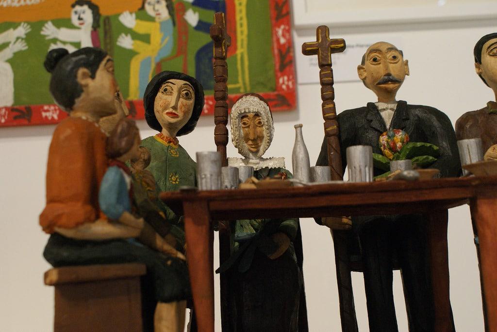 Musée ethnographique de Varsovie : A ne pas rater [Srodm. Nord]