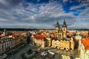Place de la Vieille Ville à Prague : Rendez-vous avec l'histoire [Stare Mesto]