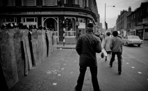 « Guns of Brixton », émeute du quartier noir de Londres
